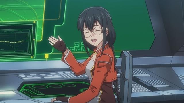 秋アニメ『あかねさす少女』第7話より場面カット・あらすじ公開! 今いるフラグメントの様子がおかしいことに気付いたクロエは……-4