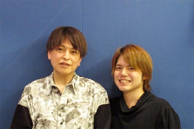 声優・緑川光&内田雄馬からコメント到着「HE★VENS RADIO」11月28日に第0回配信