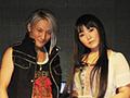 ゆかなさんが10年ぶりとなるニューアルバム『Blooming Voices』を10月29日にリリース!angelaのKATSUさんがサウンドプロデュースする話題作のリリース3カ月前に記者会見を開催!!