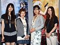 『428~封鎖された渋谷で~』から2年後を描くTVアニメ『CANAAN』がこの夏スタート!1&2話上映会でキャスト&プロデューサーが語った!