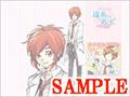 『理系男子。』CD1、2巻発売記念 壁紙プレゼント!
