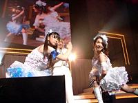 下田「まこりん、なんか亜美、肉が食べたいよ!」<BR>平田「うん、僕もー!! よーしっ」<BR>二人「出でよ、ヤキニクマーン!!」<BR>サプライズ登場したのは、特撮ソングのレジェンド串田アキラ!