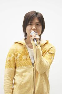 神谷浩史さんがトークイベントで声優道を熱く語った!