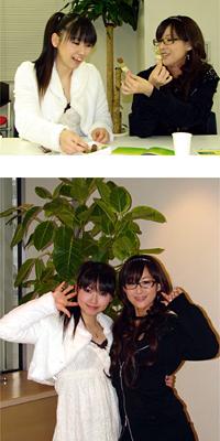 下田さんは本当に嬉しそうにお団子を頬張っていた。